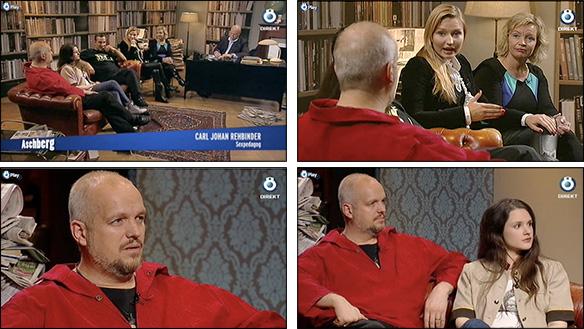 Aschberg, TV 8