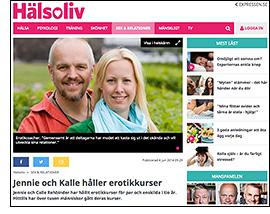 Expressen Hälsoliv 2014