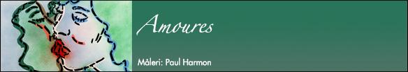 Paul Harmon - Amoures