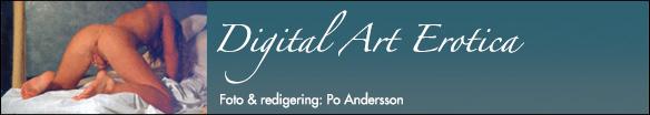 Po Andersson - Digital Art Erotica