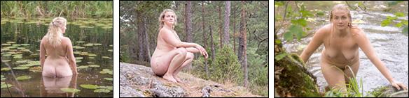 Jordkvinna vattenväsen