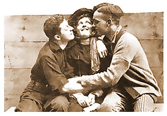 threesome_oldphoto