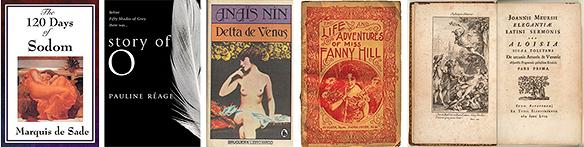 erotiska böcker