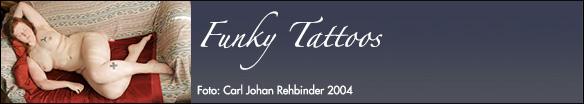 Funky Tattoos