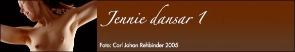 Jennie dansar 1