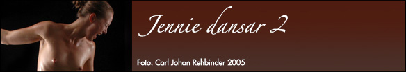 Jennie dansar 2