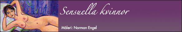 Sensuella kvinnor - Norman Engel