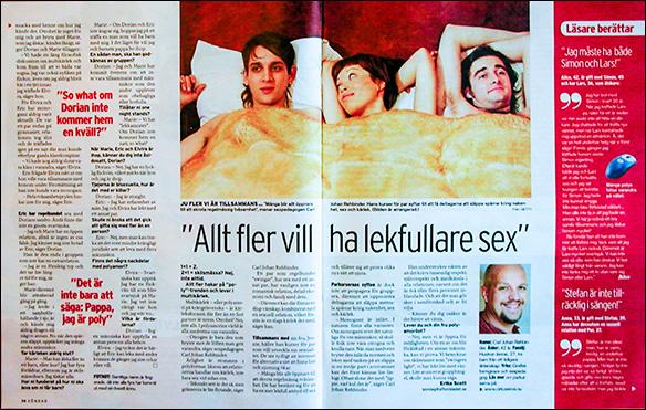 April 2005 - Aftonbladet söndag