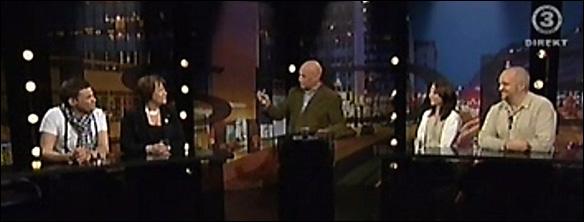 Insider, TV3, 2008
