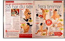 Expressen Hallå! 2005 - om Kama Sutra