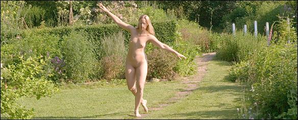 Jennie i trädgården