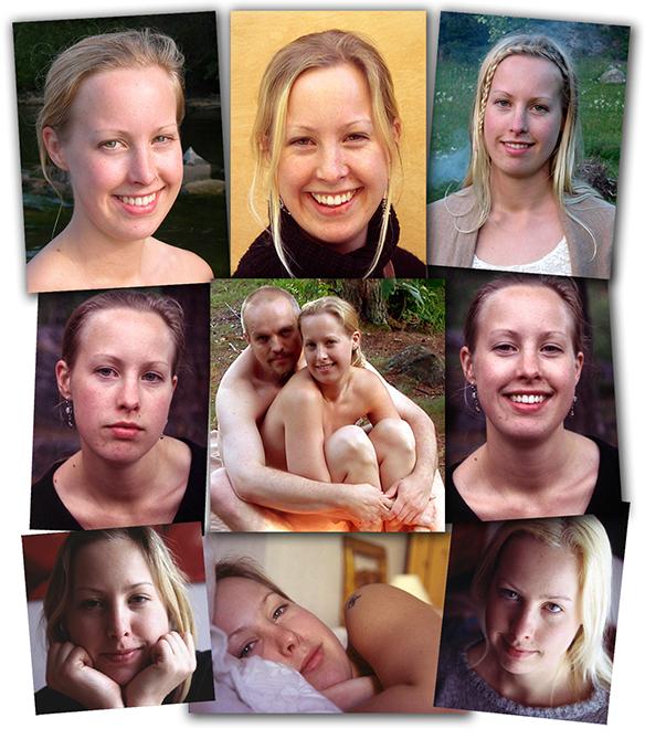 Jennie som ung 2001-2002